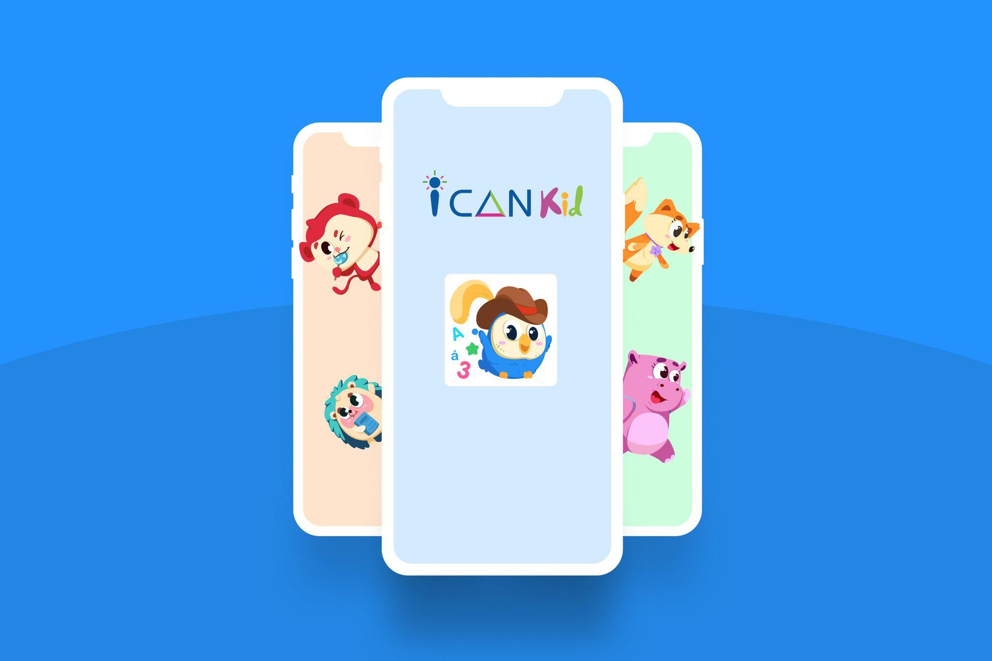 Galaxy Education chính thức ra mắt ứng dụng giáo dục trực tuyến ICANKid