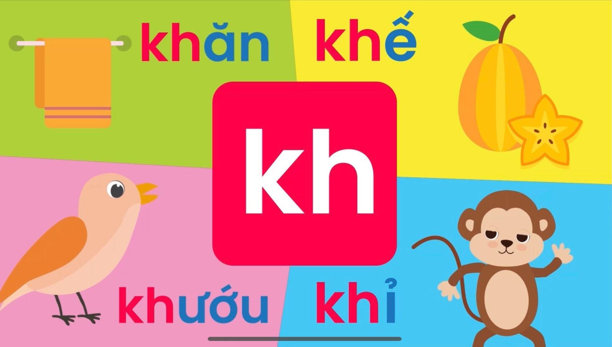Dạy trẻ làm quen với Tiếng Việt từ 3 tuổi thông qua trò chơi