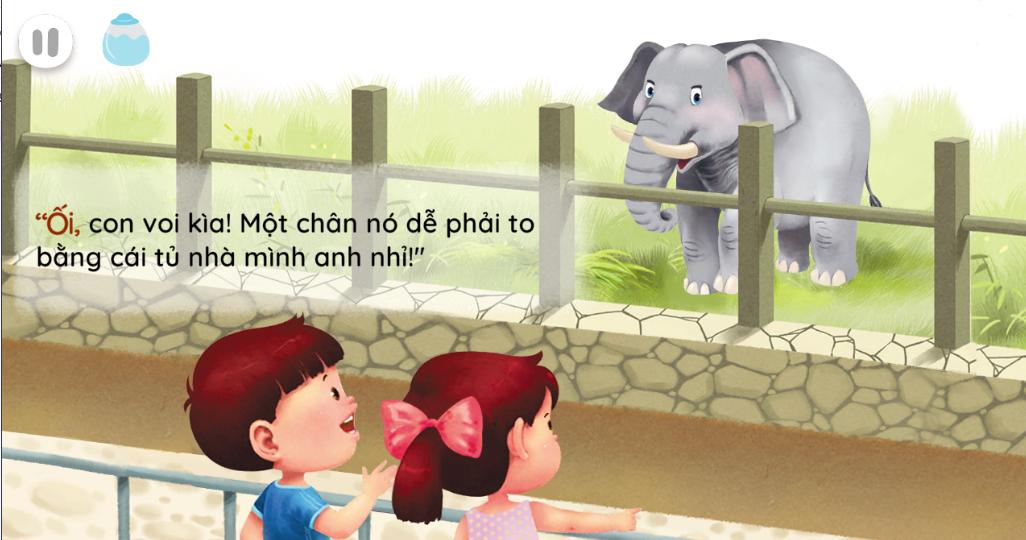 Khám phá ứng dụng đọc truyện cho bé bổ ích nhất hiện nay